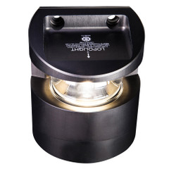 Lopolight Masthead Light 5nm Vertical Mount - Black Housing [300-037B]