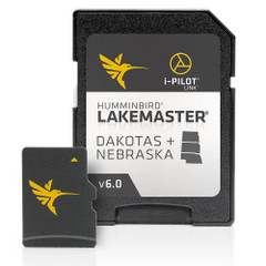 Humminbird LakeMaster - Dakotas + Nebraska - Version 6 [600013-5]
