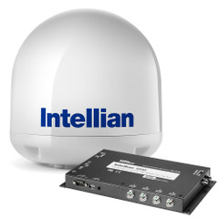 Intellian i3 US System + Dish\/Bell MIM Switch w\/RG6 1m Cable + RG6 Cable 15m [B4-I3DN]