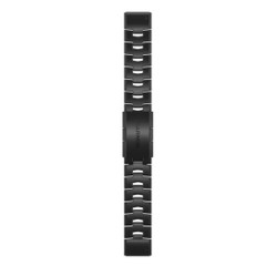 GArmin QuickFit 22 Watch Band - Vented Titanium w\/Coating [010-12863-09]