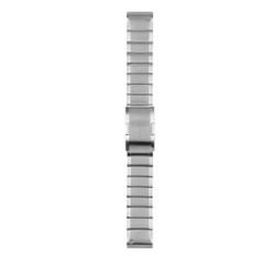Garmin QuickFit 22 Watch Band - Stainless Steel [010-12496-20]