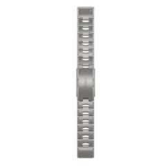 Garmin QuickFit 22 Watch Band - Vented Titanium [010-12863-08]