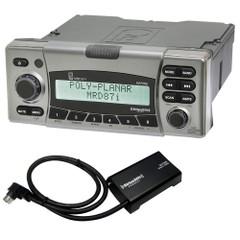 Poly-Planar MRD87i IPX6 Marine Radio w\/SiriusXM Receiver  Antenna [MRD871K]