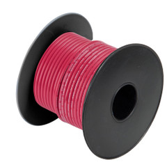Cobra Wire 10 Gauge Marine Wire - Red - 250 [A2010T-01-250']