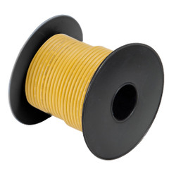 Cobra Wire 10 Gauge Marine Wire - Yellow - 250 [A2010T-04-250']
