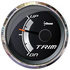 """Faria Platinum 2"""" Trim Gauge f\/Johnson, Evinrude  Suzuki - O\/B [22020]"""