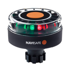 Navisafe Navilight Tricolor 2NM w\/Navibolt Base [342-1]