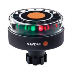 Navisafe Navilight Tricolor 2NM w\/Navibolt Base [342-1]