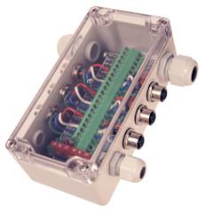 Actisense Quick Network Block Central Connector w\/Micro-C [QNB-1-PMW]