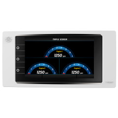 "VDO Marine 7"" AcquaLink Multifunction TFT Display - 12\/24V - 800 x 480 Resolution - White [A2C3997470001]"