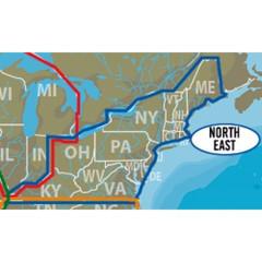 Lowrance C-MAP US Lakes North East Max-N+ [M-NA-Y073-MS]