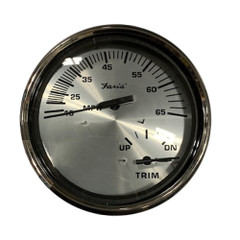 "Faria 5"" 2-in-1 Speed\/Fuel Gauge [GS0016]"
