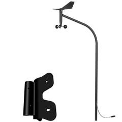 VDO Marine NMEA 2000 Vertical Mast Wind Sensor w\/Front Bracket f\/AcquaLink  OceanLink Gauges [A2C1029570003]