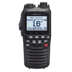 Standard Horizon RAM4X Wireless RAM Microphone f\/GX2400 [SSM-72H]