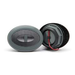 "Poly-Planar 2"" Spa Oval Speaker - Grey [SB50G]"