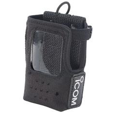 Icom Nylon Case w\/Clip f\/F52D, M85  M85IS [NCF1052C]