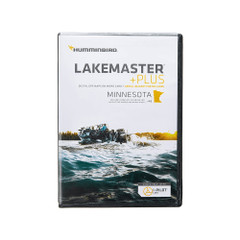 Humminbird LakeMaster Plus Minnesota V4 w\/Lake of the Woods  Rainy River [600021-10]
