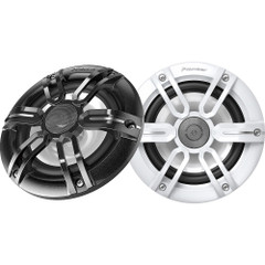 "Pioneer Audio Marine Series 6.5"" 250W Speaker - Max Sports Grille - White [TS-ME650FS]"