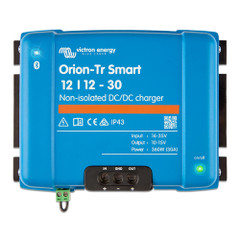 Victron Energy Orion-TR Smart 12\/12-30 30A (360W) Non-Isolated DC-DC or Power Supply [ORI121236140]