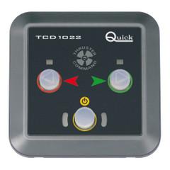 Quick TCD1022 Thruster Push Button Controller [FNTCD1022000E00]