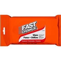Permatex Fast Orange Heavy Duty Hand Cleaner Wipes - 25-Piece [25050]