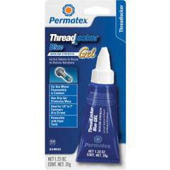 Permatex Medium Strength Threadlocker BLUE Gel - 35g [24835]