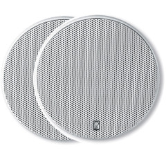 Poly-Planar White Grill Cover f\/ MA6600 Speakers [MA6600GC]