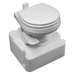 Dometic 711-M28 Traveler Gravity Toilet w\/Tank [312371101]