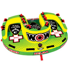 WOW Watersports Zelda 3P Sister Towable - 3 Person [15-1070]