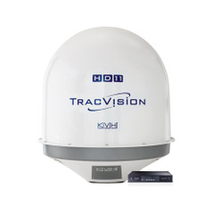 KVH TracVision HD11 w\/IP Control Unit  World LNB [01-0343-01]