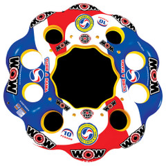 WOW Watersports Tube A Rama Float - 10 Person [13-2060]