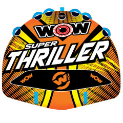 WOW Watersports Super Thriller Towable - 3 Person [18-1020]