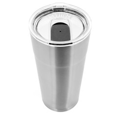 Camco Currituck 20oz Stainless Steel Tumbler w\/Slider Lid [51861]