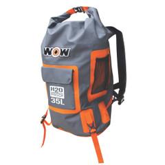 WOW Watersports H2O Proof Dry Backpack - Orange [18-5110O]