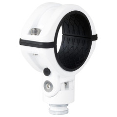 DS18 Hydro Clamp Adapter f\/Tower Speaker - White [CLP3RW]