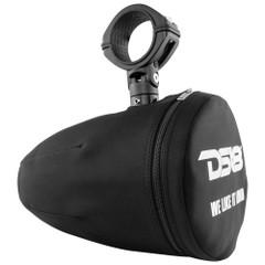 """DS18 HYDRO 6"""" Tower Speaker Cover - Black [TPC6]"""
