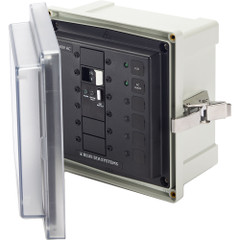 Blue Sea 3120 SMS Surface Mount System Panel Enclosure - 240V AC\/50A ELCI Main f\/Isolation Transformer [3120]