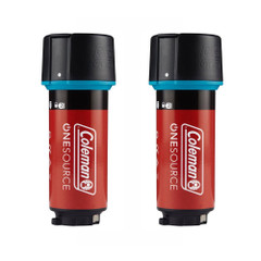 Coleman OneSource Rechargeable Lithium-Ion Battery - 2-Pack [2000035445]