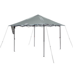 Coleman OneSource 10 x 10 Canopy Shelter w\/LED Lighting  Rechargeable Battery [2000035460]
