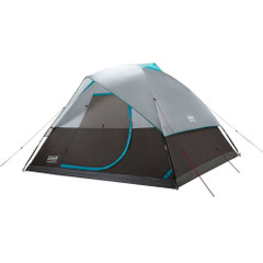 Coleman OneSource Rechargeable 6-Person Camping Dome Tent w\/Airflow System  LED Lighting [2000035458]