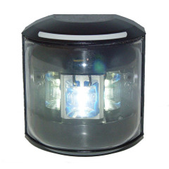 Aqua Signal Series 43 Side Mount Masthead LED Navigation Light - Black [43400-7]