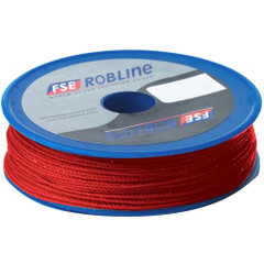 Robline Waxed Tackle Yarn - 0.8mm x 40M - Red [TYN-08RSP]