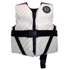 Mustang Lil' Legends 70 Child Vest - 30-50lbs - Pink\/White [MV3265-254]
