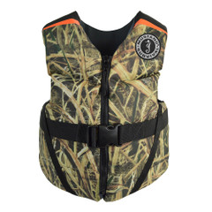 Mustang Lil' Legends 70 Youth Vest - 50-90 lbs - Camo [MV3270-261]