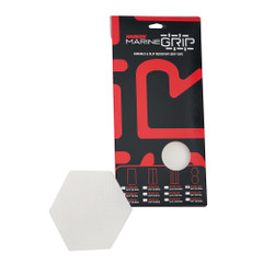 Harken Marine Grip Tape - Honeycomb - Translucent White - 12 Pieces [MG10HC-TWH]