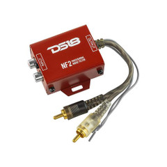 DS18 Professional Noise Filter  Ground Loop Isolator [NF2]