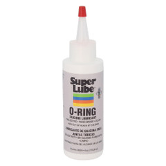 Super Lube O-Ring Silicone Lubricant - 4oz Bottle [56204]