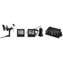 Garmin GNX Wind Wired Sail Pack w\/GNX Wind, GNX 20, gWind Wired Transducer, GND 10, DST800 [010-01248-50]