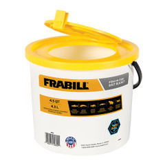 Frabill Fish-N-Fun Bucket - 4.5 Quart [4602]