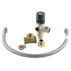 Albin Pump Premium Water Heater Mixer Kit NPT [08-66-010]